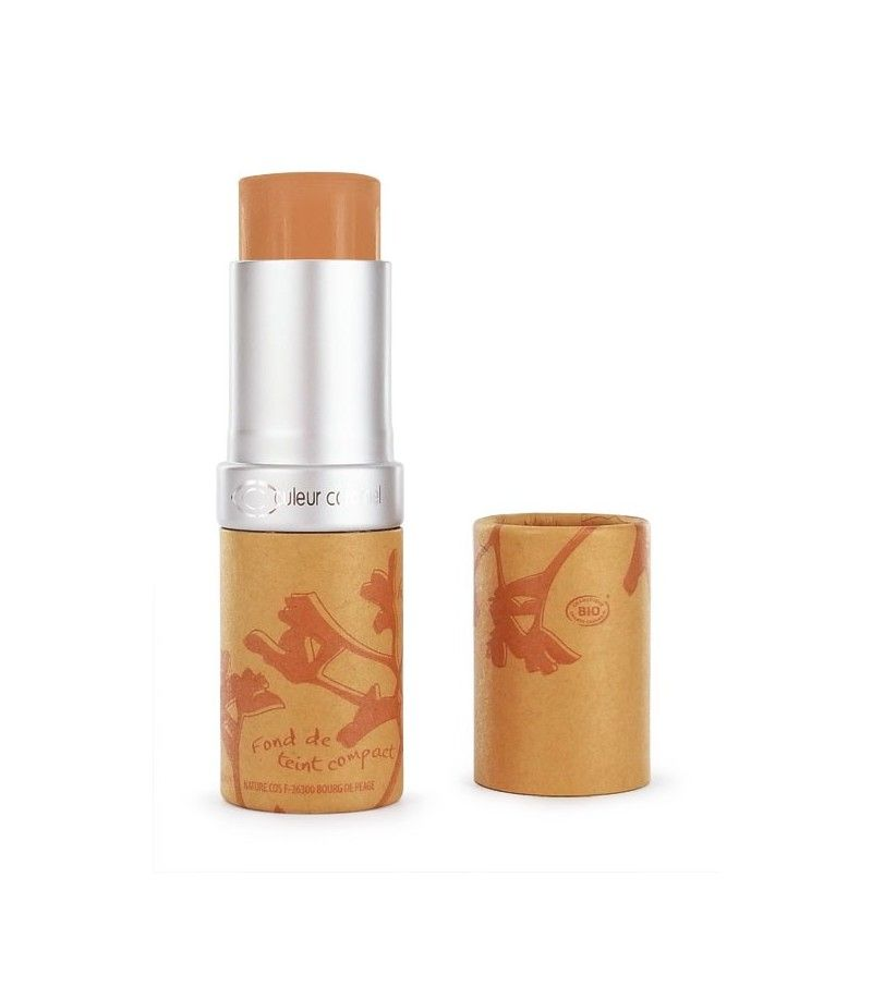 Make-Up Stick Cosmebio - Nr. 15 - dunkel beige