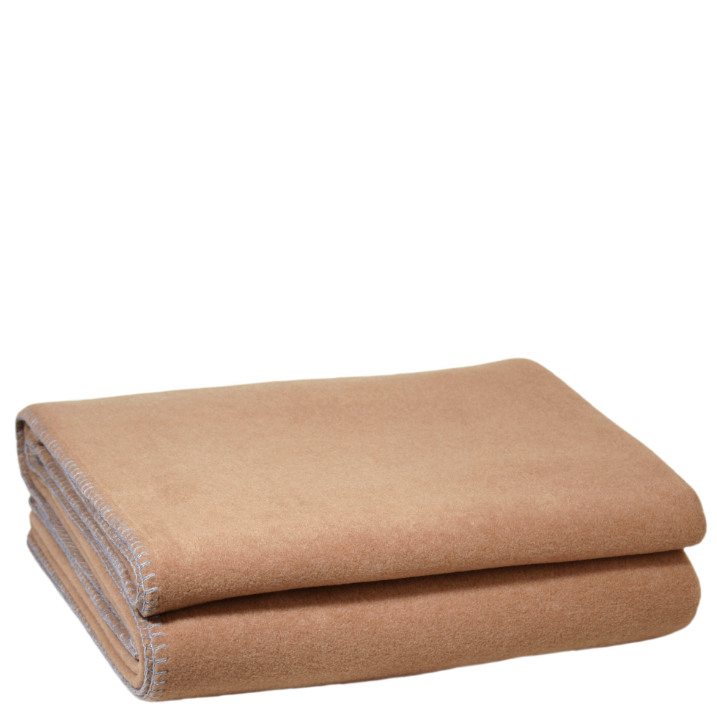 Decke Soft Fleece sahara 160x200cm